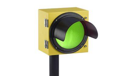 3D Printed Traffic Signal