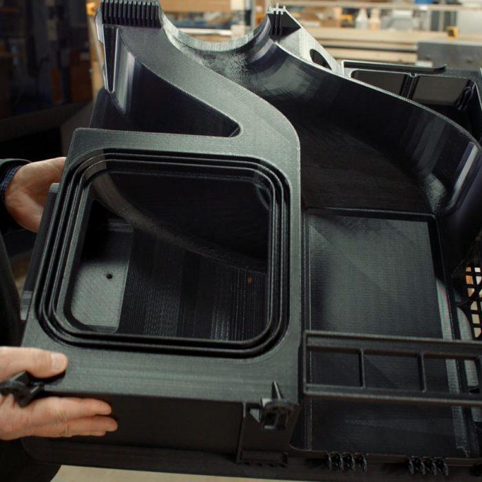 Sub-Zero 3D printed part