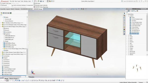 SWOOD design furniture