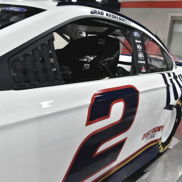 Team Penske Car