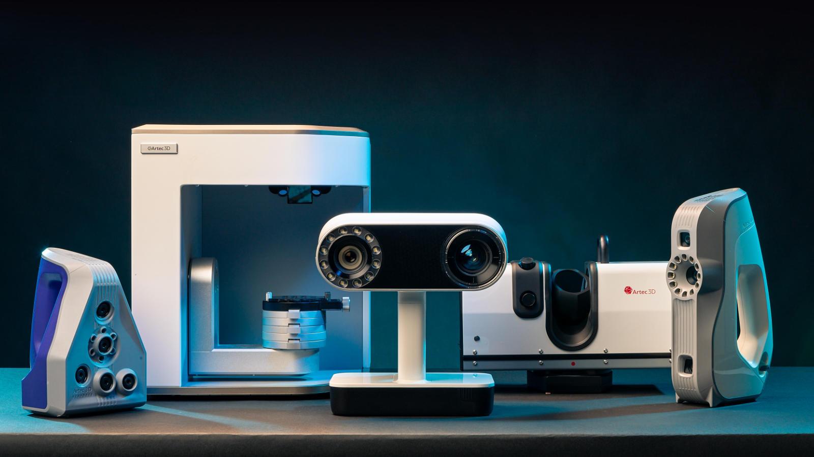 Tech Talks 3D Scanners
