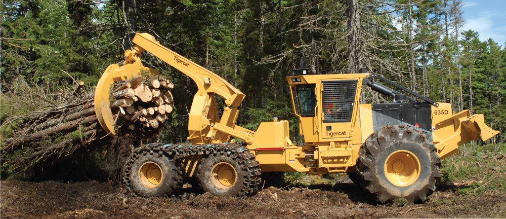 Managing Canadian Forestry Development With Solidworks Pdm