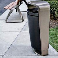 Trashcan design