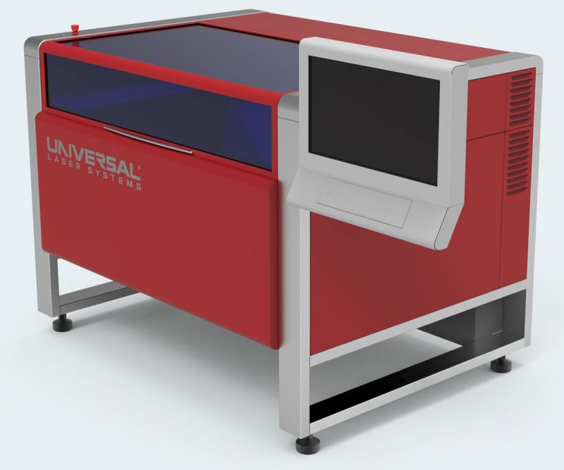 ULTRA 9 laser cutting system