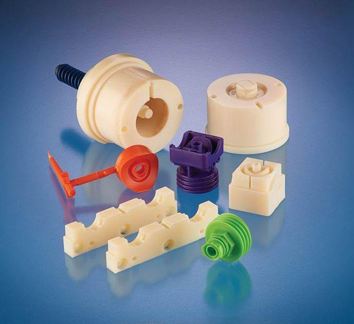 Uni-spray 3D printed parts