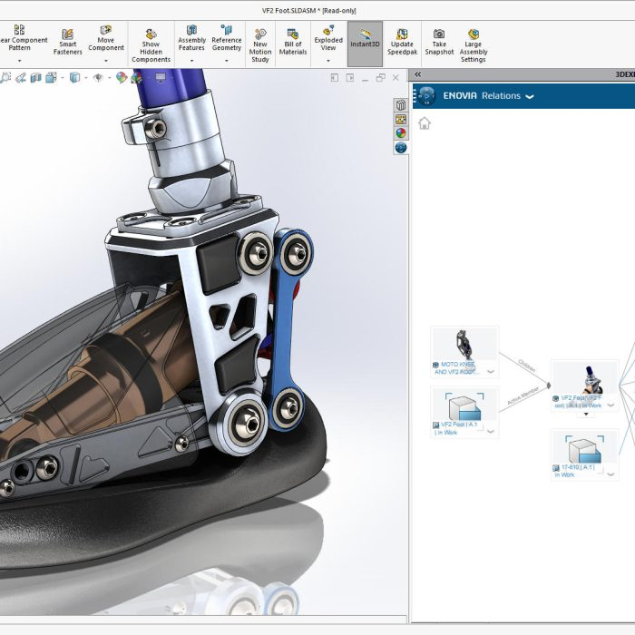 Using 3DEXPERIENCE SOLIDWORKS