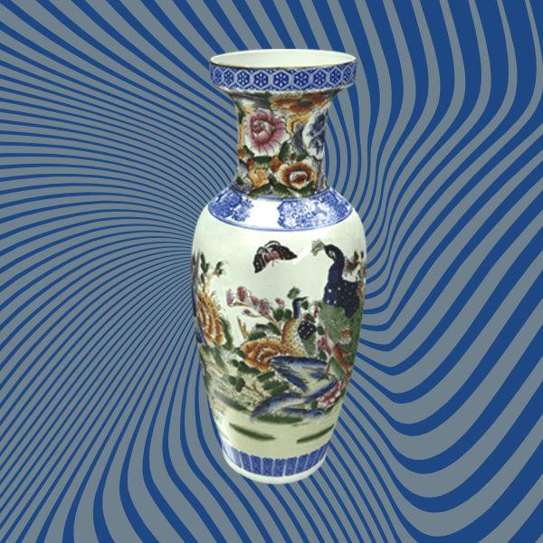 Decorative Vase 3D scan