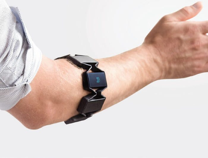 Wearable Technology Myo Armband