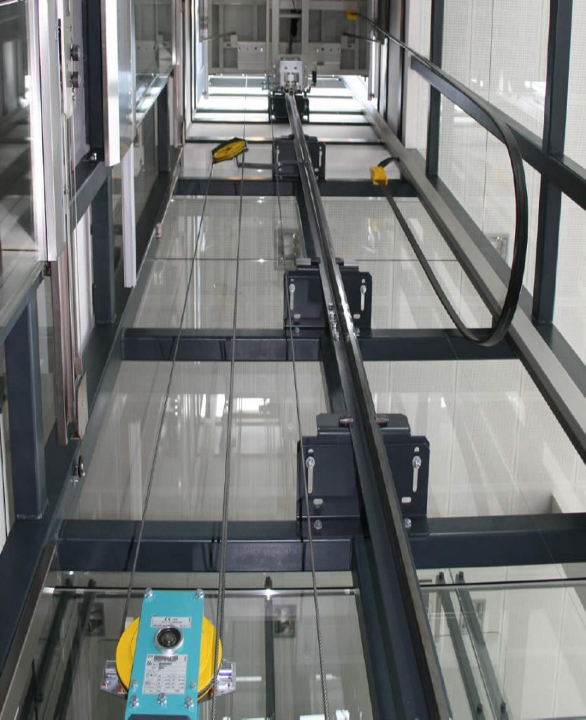 Wittur Elevator Design with EXALEAD OnePart
