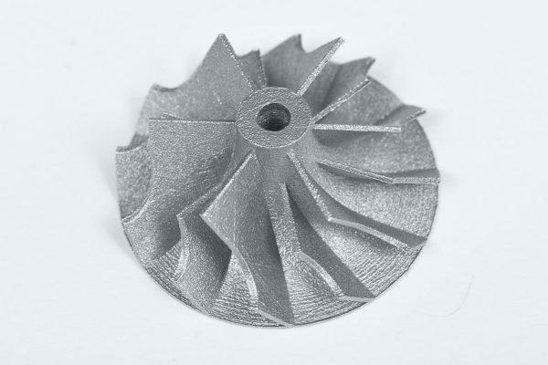 Xact Metal 3D Printed Impellor