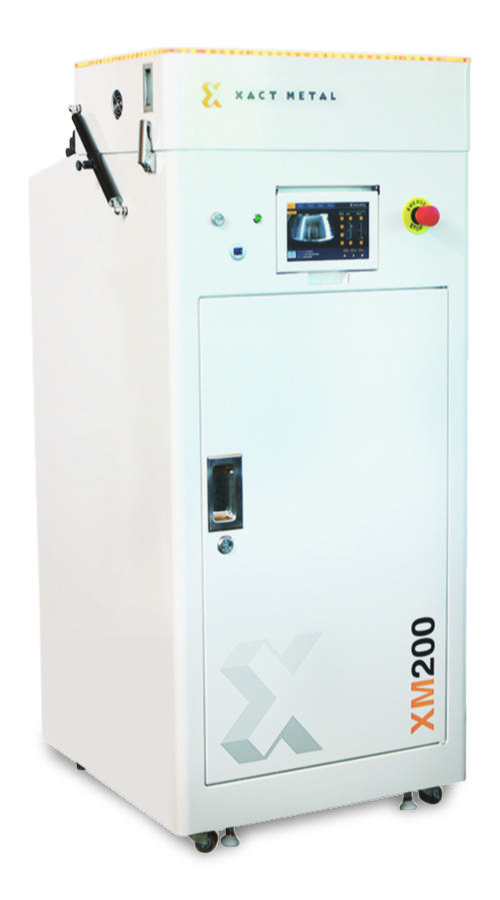 XM200C SLS Machine
