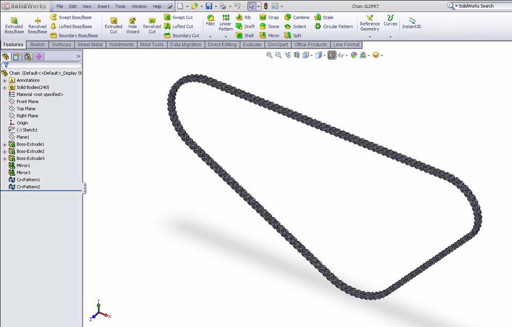 Chain Model