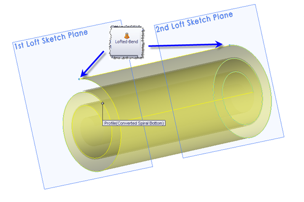 how to draw a spiral in solidworks