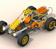 Meccano Model