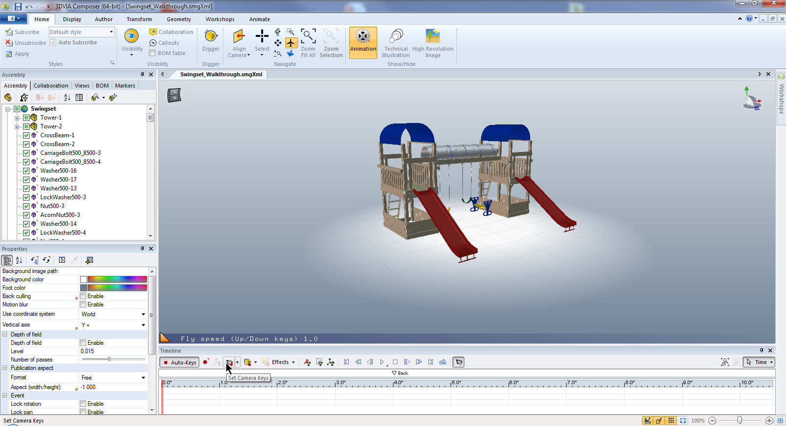 Solidworks animation tutorial: how to create an explode and.