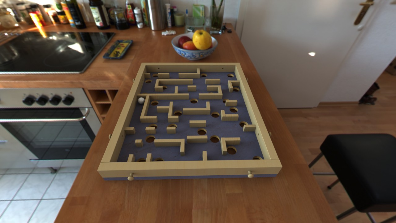 Designing A Labyrinth Game With Solidworks