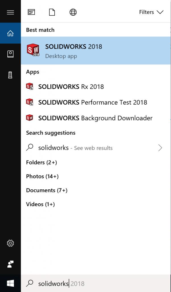 SOLIDWORKS Performance Test