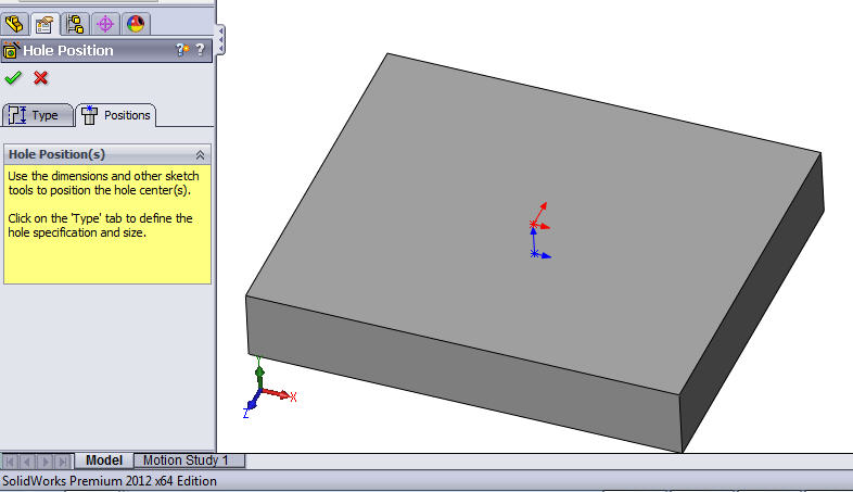 No more parasitic points in SolidWorks 2012