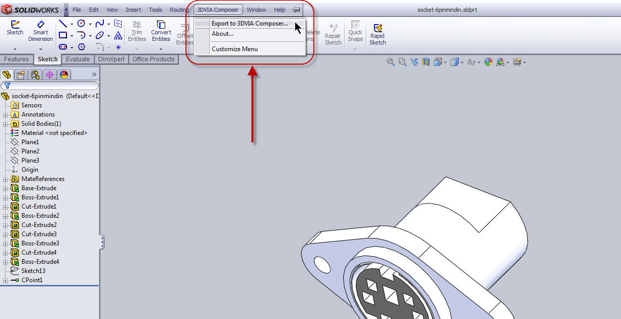 how to change default settings in solidworks