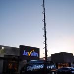 CityNews Broadcast Van at Javelin