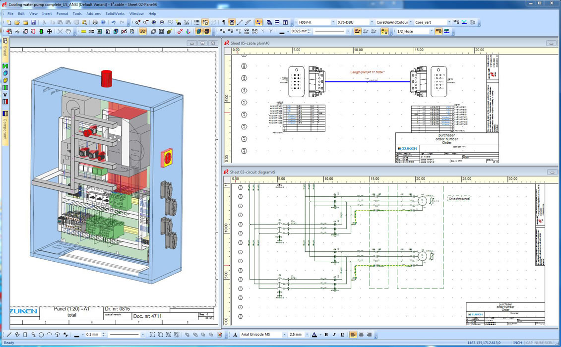 5 ways e3 wireworks electrical design software will Diagram drawing software free download