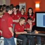 Oakville Trafalgar High School Red Devils Robotics Team