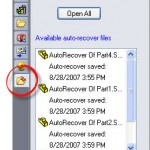 Lost your SOLIDWORKS data in a crash? SOLIDWORKS Auto-recovery can help