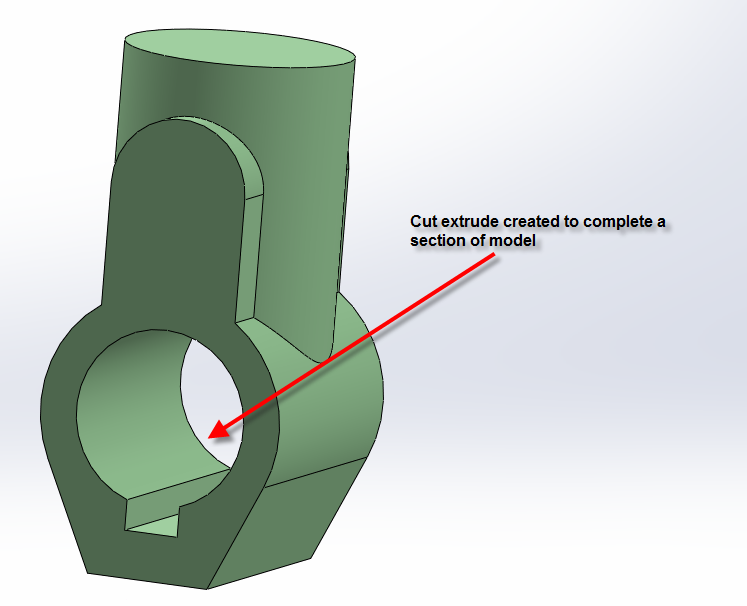 SOLIDWORKS Feature Order