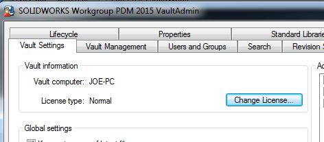 WPDM Change license