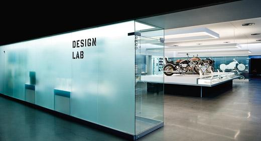 Design Lab at Harley-Davidson