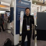 3D Printed Skis by Stratasys