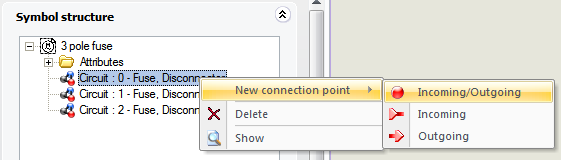 Add connection points