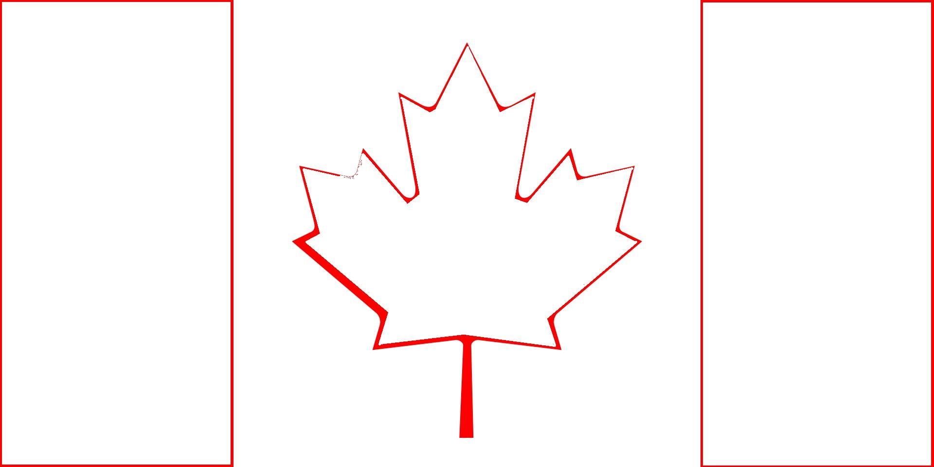Canada Flag Hollow The Javelin Blog