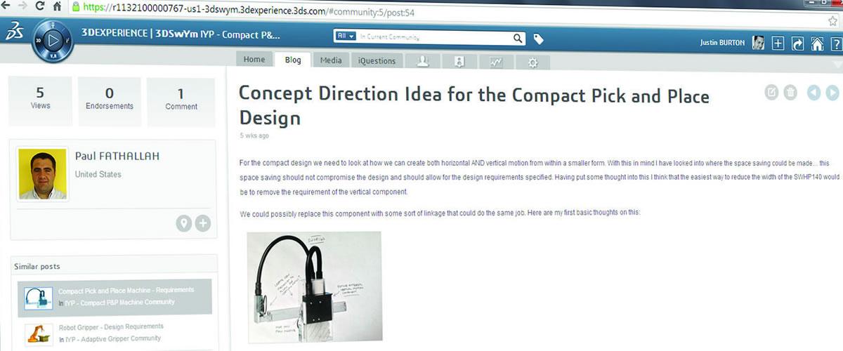 Mechanical Conceptual Collaboration