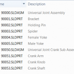 Showing the Descriptions of SOLIDWORKS files in Windows Explorer [VIDEO]