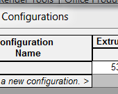 Modify Config