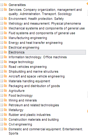 SolidWorks Electrical Library Categories