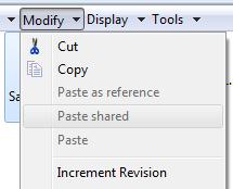 Modify Increment Revision