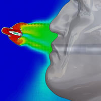 Gas Mixing CFD Analysis