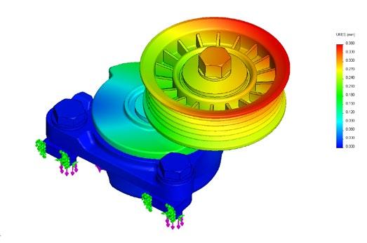Litens Automotive Simulation