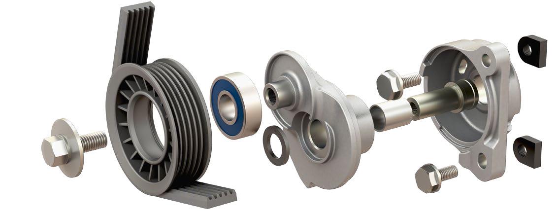 Litens Automotive Group Transmission System Design