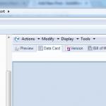 Folder view missing