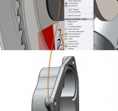 Open Model in Position