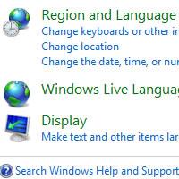 language-setting