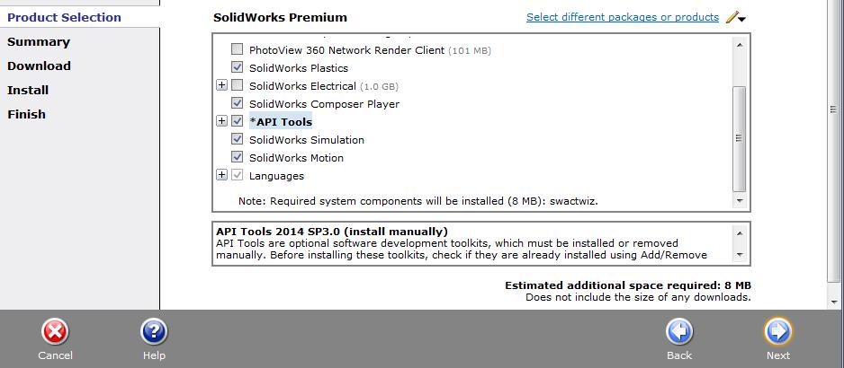 Add API Tools