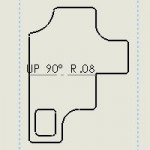 Why Would SOLIDWORKS Flat Pattern Drawing View Display the Formed Part Instead?