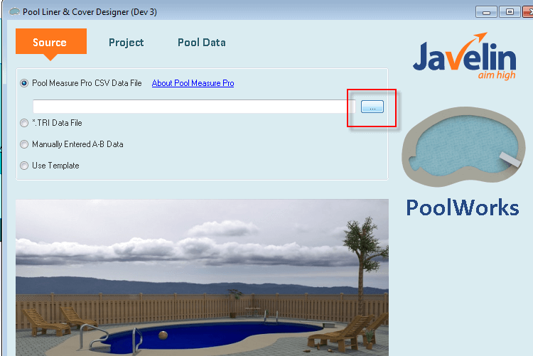 Automating Solidworks For Pool Liner Cover Design