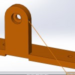 Quick Measurements with the Status Bar (Enhanced in SOLIDWORKS 2015)