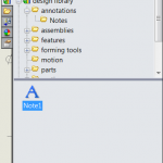 How to create a SOLIDWORKS Notes Library [VIDEO]