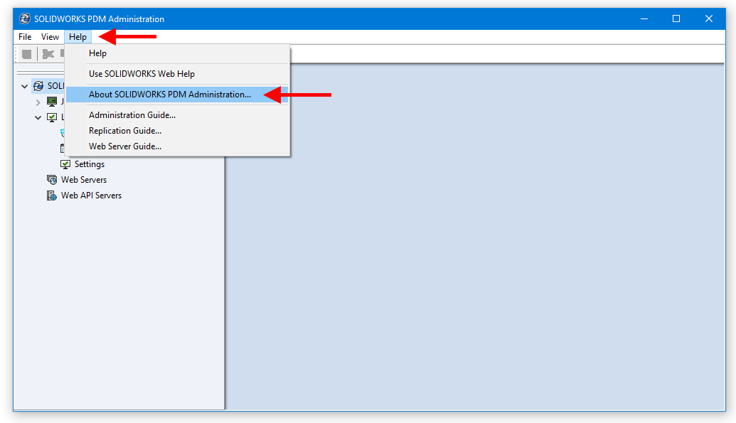 About SOLIDWORKS PDM Administration